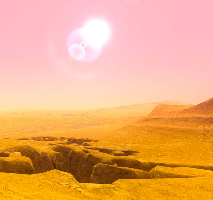 Dunes from Game Engine
