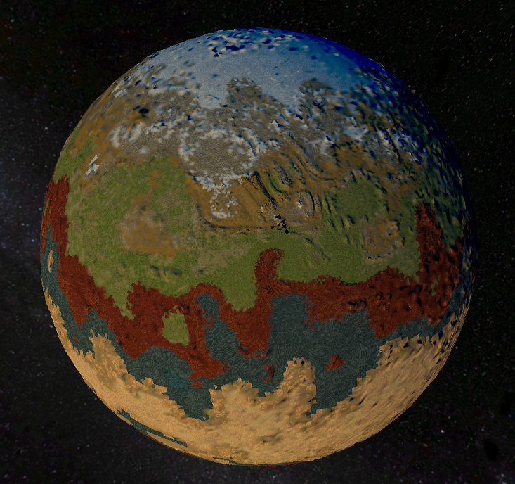 Planet Generated_media